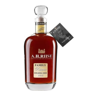 A.H. Riise Family Reserve Solera 1838 Rum 70cl