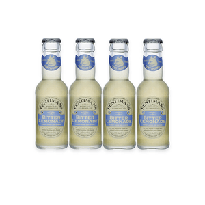 Fentimans Bitter Lemon 12.5cl, 4er-Pack