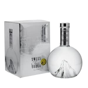 Studer Swiss Classic VODKA (ohne Goldflitter) 70cl
