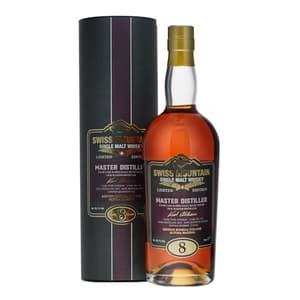 Swiss Mountain Single Malt Whisky Master Distiller III 70cl