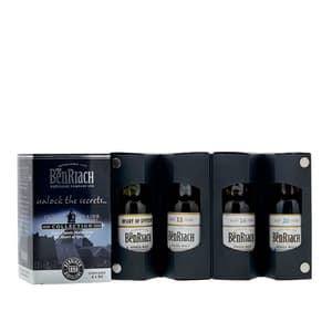 BenRiach Collection Classic Speyside Miniatures 4x5cl