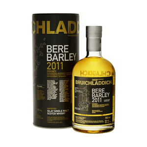 Bruichladdich Bere Barley 2011 Single Malt Whisky 70cl