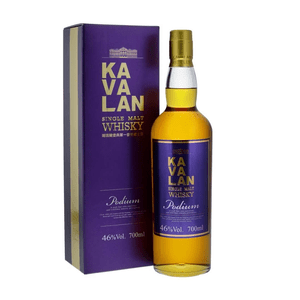 Kavalan Podium Single Malt Whisky 70cl
