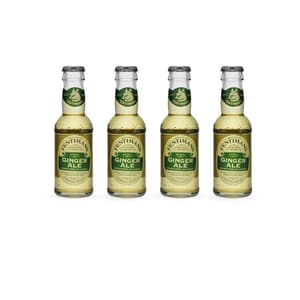 Fentimans Ginger Ale 12.5cl 4er Pack