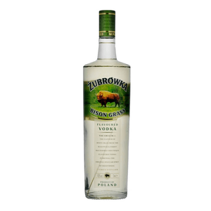 Zubrowka Bison Grass Vodka 100cl