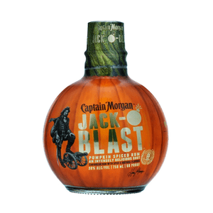 Captain Morgan Jack-O'Blast 75cl (à base de rhum)