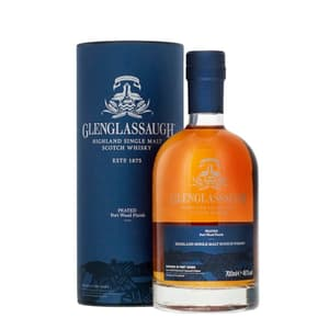 Glenglassaugh Peated Port Wood Single Malt Whisky 70cl