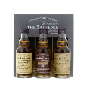 The Balvenie Tasting Collection 3x 5cl