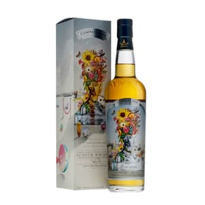 Compass Box Hedonism Felicitas Blended Grain Whisky 70cl