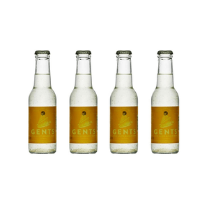 Gents Ginger Beer 20cl, 4er-Pack