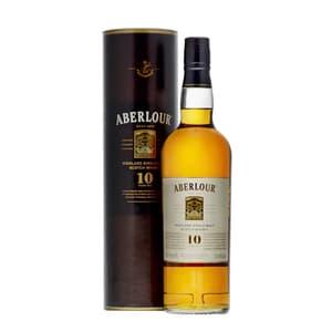 Aberlour 10 Years Single Malt Whisky 70cl