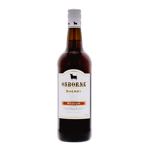 Osborne Medium Dry Sherry 100cl