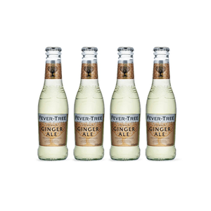 Fever-Tree Ginger Ale 20cl 4er Pack