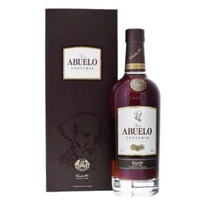 Abuelo Centuria Rum 70cl