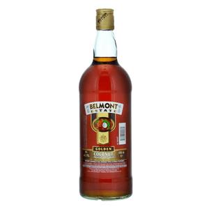 Belmont Estate Golden Coconut (Rum-Basis) 100cl