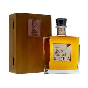Grappa Berta Dea Distillato d'Uva avec Coffret en bois 70cl