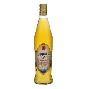 Legendario Dorado Rum 70cl