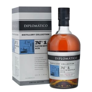 Diplomatico Distillery Collection No1 Batch Kettle 70cl