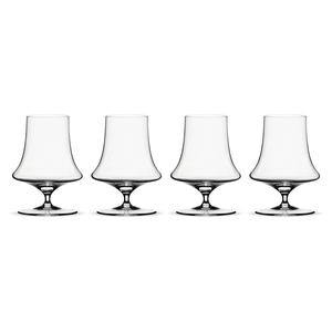 Spiegelau Willsberger Anniversary Verre à Whisky, Set de 4