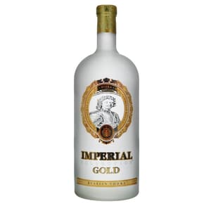 Imperial Collection Gold Vodka 175cl