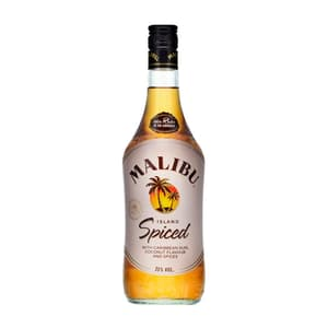 Malibu Island Spiced 70cl