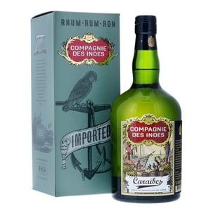 Compagnie des Indes Caraibes Rum 70cl