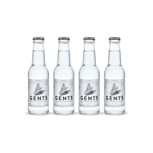 Gents Tonic Water 20cl Pack de 4