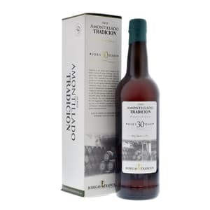 Bodegas Tradición Amontillado 30 Years V.O.R.S. Sherry 75cl