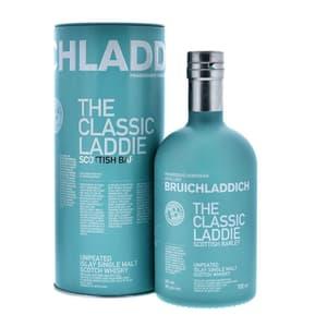 Bruichladdich The Classic Laddie Scottish Barley Single Malt Whisky 70cl