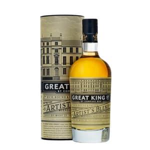 Compass Box Great King Street Artist's Blend Whisky 50cl