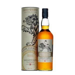 Lagavulin 9 Years Single Malt Whisky Game of Thrones Edition 70cl