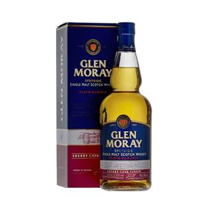 Glen Moray Sherry Cask Single Malt Whisky 70cl