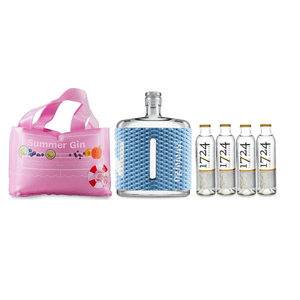 nginious! Summer Gin Package mit Tonics