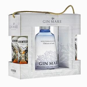 Gin Mare Mediterranean Gin & 1724 Tonic Set