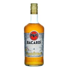 Bacardi Añejo Cuatro 4 años Rum 70cl