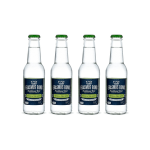 Erasmus Bond Botanical Tonic 20cl 4er Pack