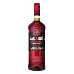 Bacardi Carta Fuego Red Spiced 100cl (Spirituose auf Rum-Basis)
