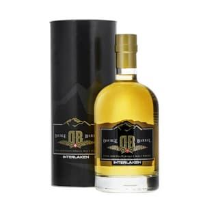 Swiss Mountain Double Barrel Single Malt Whisky 50cl