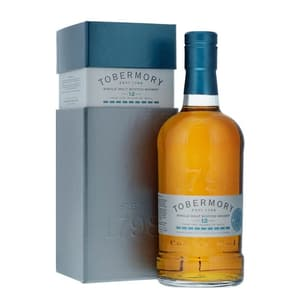 Tobermory 12 Years Old Single Malt Manzanilla Finish 70cl