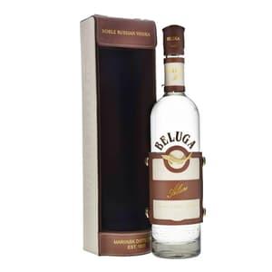 Beluga Allure Vodka 70cl avec Boîte en Cuir