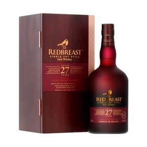 Redbreast 27 Years Ruby Port Casks Single Pot Still Whiskey 70cl