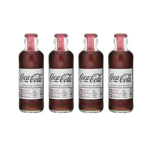 Coca-Cola Signature Mixers Spicy 20cl, 4er-Pack