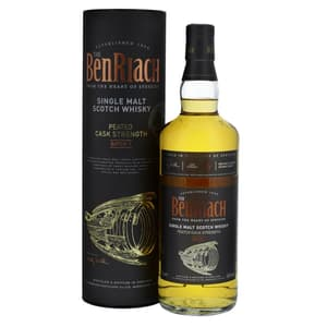 Benriach Peated Cask Strength Batch 1 Whisky 70cl