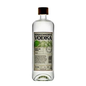 Koskenkova Lemon Lime Yarrow Vodka 100cl