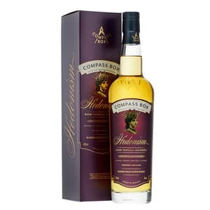 Compass Box Hedonism Blended Grain Whisky 70cl