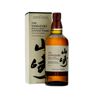 The Yamazaki Single Malt Whisky Distiller's Reserve 70cl