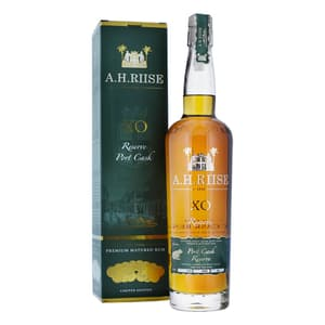 A.H Riise XO Port Cask Finish Rum 70cl