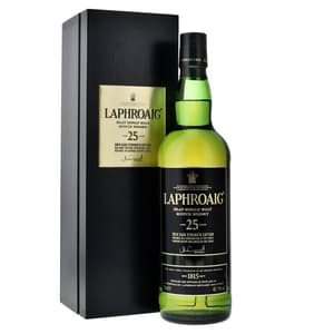 Laphroaig 25 Years Cask Strength Whisky 2014 70cl