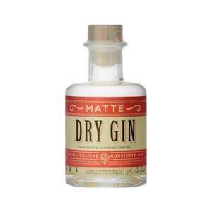 Matte Dry Gin 20cl