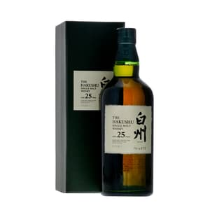 Suntory Hakushu Single Malt Whisky 25 Years 70cl